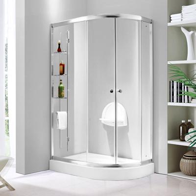 Phòng tắm vách kính GAC03